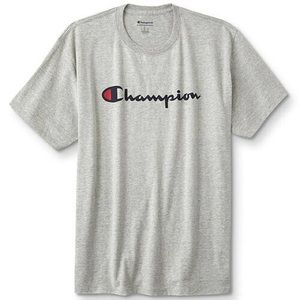 Grey champion tee